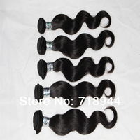 Grade 5A top quality malaysian virgin human hair weave bundles competive price 5pcs/lot natural color can be dyed