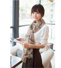 popular silk satin scarves