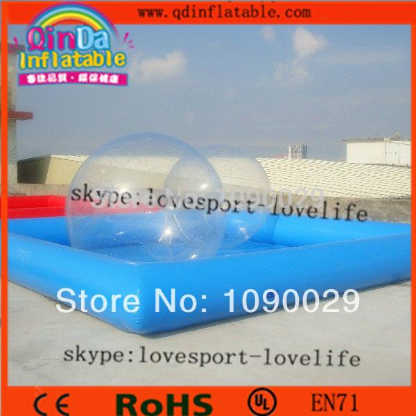 Guangzhou QinDa inflatable manufacturer above ground swimming pool(China (Mainland))