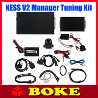 2014 New Arrival Free Shipping 1 Pcs Highly Recommended OBD2 kess v2 Manager Tuning Kit without Token Limitation V2.07