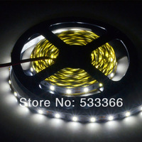 12V non-waterproof 2835 300Leds 5M Cool White Flexible LED Strip 6000LM 16.4FT