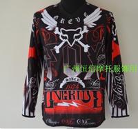 hot sell Motocross T-shirt motorcycle jersey moto clothing T-Shirts Racing Cross country riding off-road shirt jerseys