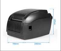 Hot selling  ! Free by DHL  1PCS Thernal bar code printer/Two dimensional bar code printer/Label Printer PFL-820P