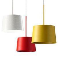 Fashion aluminum pendant light brief pendant light lamps