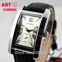 2014 Brand New Curren/ Eagle Art Men Women's Fashion Luxury Business Quartz Wrist Watch,AR Wristwatches for Men Women Ladies
