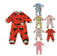 2014New Original Carters Baby&Toddler Boy Girl Microfleece Long-sleeve Pajamas Infant Homeclothes Clothing