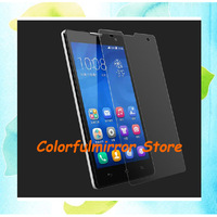 Huawei Ascend G700 Screen Protector Super Clear Phone Protective Guard Film With Retail Package Free Shipping