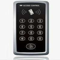 Simple Standalone Access Control Keypad Reader YET-112 with key or without