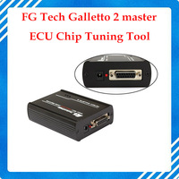 Best Quality FGTech Galletto 2 Master V52 Version Professional ECU Chip Tuning Tool fg tech DHL free shipping