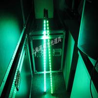 Personalized diy led light stick laser sword seven color allochroism neon stick