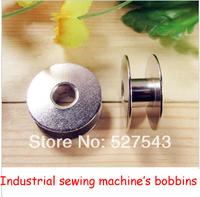 Free shipping 20pcs/lot industrial flat sewing machine bobbins sewing machine accessories