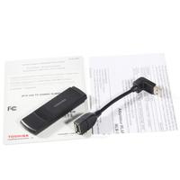 FOR Toshiba WLM-10U1 Dual band WiFi TV Adapter Wireless Network Adapter 802.11a/b/g/n