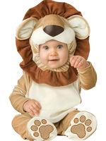 baby romper lion baby costume