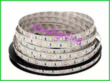 5630 led strip lighting 60led/M DC12V 5M/roll non-waterproof indoor decoration light flexibled led bar light high brightness(China (Mainland))