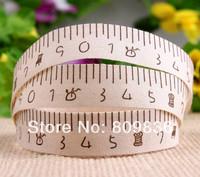 15mm ZAKKA measure cotton ribbon, Sewing printing sewing tape, Cotton fabric printing ribbons for DIY(ss-121
