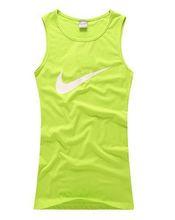 2014 fashion female cotton sports fitness vest T-shirt free shipping(China (Mainland))