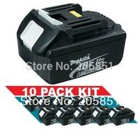 10X Genuine Original Makita BL1830 18V volt 3.0Ah 3000mAh Battery for LXT Cordless Tools