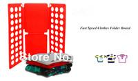 Free shipping big size  fast speed folder board clothes t-shirts folding board garment folder for adults