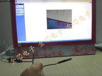 mail free 2pcs/pack USB Camera CMOS 5640 8.5mm OD, sensor  OV5640(1/4'')USB2.0  color, computer camera module
