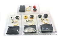 Universal 3 in 1 Fish Eye Lens Macro Wide Angle Lens with CLIPS for iphone 4 4s 5 5S 5C