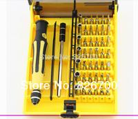Hand Tools High Multi Tool 45in1 Torx Precision Screw Driver Cell Phone Repair Tool Set Tweezers Mobile Kit Tool Sets # J0050