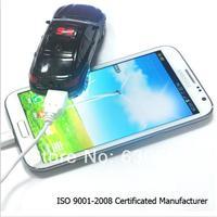 Emergency Power Supply BX6 4400-5600mAh Charger Car Shape Power Bank Black Battery