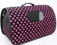 Free shipping! Heart pattern pet package