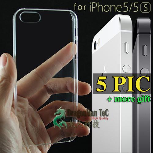 Чехол для для мобильных телефонов DragonMan 5pcs/+ pc iphone5/5s case for iphone5/5S