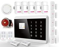 Iphone Android APP control burglar alarm system kit KR-8218G