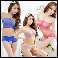 Бюстгальтер Intimates Secret sexy lace bra sets fluorescent colors.Plus size! Bustiers & Corsets Accessories Panties Shapers