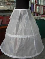 On sale wholesale price new 2014 Wedding panniers underskirt slip formal wedding dress accessories pannier petticoats