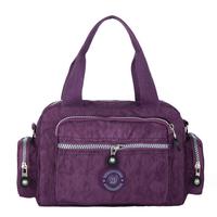 FREE SHIPPING 2014 casual waterproof women bag nylon brand designer women lady handbags tote bag