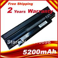 5200mAh Battery for Dell Inspiron M411R M501 M501R M511R N3010 N3110 N4010 N4050 N4110 N5010 N5010D N5110 N7010 N7110