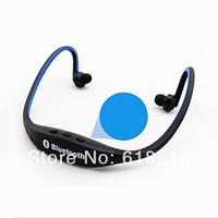 Sports Wireless Bluetooth 3.0 Headset Stereo Music Headphone Earphone for iPhone 5/4 Galaxy S4/S3 HTC LG Smartphone