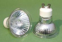 2014 new 230V 50W Halogen JCDR MR16 warm white halogen gu10 bulb 10pc/lot free shipping(China (Mainland))