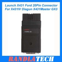 Launch X431 Ford 20Pin Connector for X431IV Diagun X431Master GX3 Free Shipping