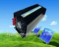 6000W Pure sine wave Inverter dc to ac power inverter 12V to 120V  60HZ off inverter  free shipping