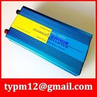2500W Pure sine wave Inverter dc to ac power inverter 24V to 120V  60HZ off inverter  free shipping