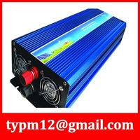 2000W Pure sine wave Inverter dc to ac power inverter 24V to 120V  60HZ off inverter  free shipping