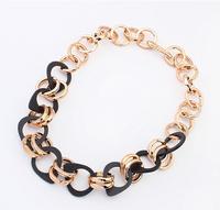 New 2014 Fashion Jewelry Statement Necklace Choker Necklace Collar Necklace Fashion# 100507