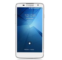 Original 5'' Coolpad 7295C Smartphone MTK6582M Quad Core 1GB RAM Android 4.2 Phone 5.0MP Camera WCDMA GPS Dual Sim 3G Free Gifts