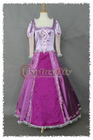 FreeShipping Customized 2013 Newest most popular Rapunzel princess dress for dance party