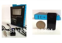 BEST Wireless Car Bluetooth 3.0 Stereo Music Audio Receiver for iPhone iPad iPod Samsung Smartphones Handsfree car kit 100PCS