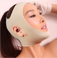 Free Shipping Wrinkle V Face Chin Cheek Lift Up Slimming Slim Mask Ultra-thin Belt Strap Band  bodie cotton  corsets and bustier