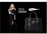 Ms han edition tide female bag briefcase computer big one shoulder style restoring ancient ways canvas bales arm in arm