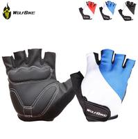 3 Color 2014 New Merida Bike Bicycle Half Finger Cycling Gloves For Men