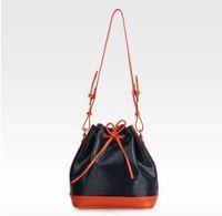 NEW Fashion Women Real Cow Leather Handbag Tote Shoulder Handbag 0378