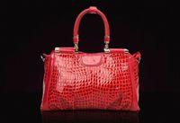 NEW Fashion Women Real Cow Leather Handbag Tote Shoulder Handbag 0366