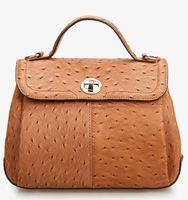NEW Fashion Women Real Cow Leather Handbag Tote Shoulder Handbag 0449