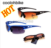 Bicycle Riding Sunglasses men polarized sports 6 color Gradient color glasses Fishing Sunglasses Sun Glasses Goggle Eyewear